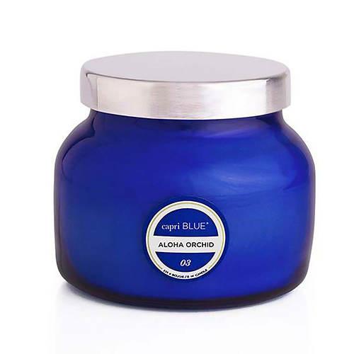 Capri Blue Aloha Orchid Petite Jar Candle