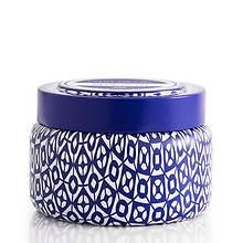 Capri Blue Aloha Orchid Printed Travel Tin Candle