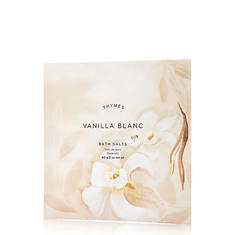 Thymes Vanilla Blanc Bath Salts