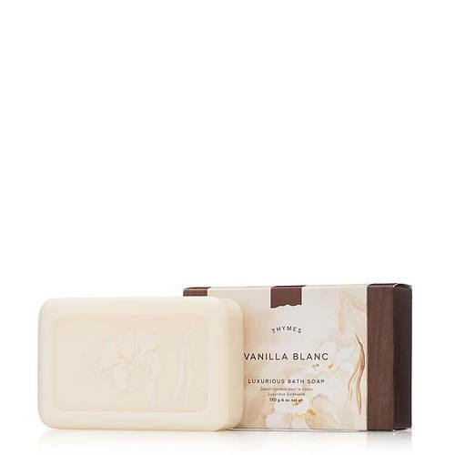 Thymes Vanilla Blanc Luxurious Bath Soap