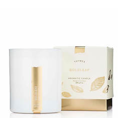 Thymes Goldleaf Poured Candle