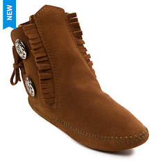 Minnetonka Two Button Boot Softsole (Men's)