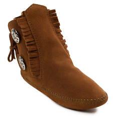 Minnetonka Two Button Softsole Boot (Women's)