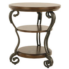 Signature Design by Ashley Nestor Chairside End Table