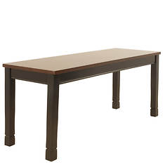 Signature Design by Ashley Owingsville Dining Room Bench