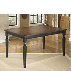 Signature Design by Ashley Owingsville Dining Room Table