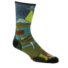 Smartwool Men's PhD Outdoor Ultra Light Monster Camping Crew Socks