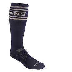 Smartwool PhD Snow VANS Classic Stripe Medium Over the Calf Socks