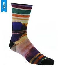 Smartwool Men's Curated Twilight Reflection Crew Socks