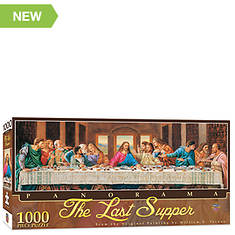 Masterpiece 1000-Piece The Last Supper Puzzle