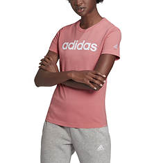 adidas Women's Essentials Linear Tee