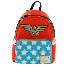 Loungefly Vintage Wonder Woman Mini Backpack
