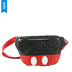 Loungefly Mickey Mouse Quilted Fanny Pack