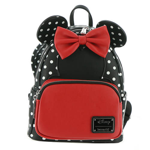 Loungefly Minnie Mouse Dot Mini Backpack