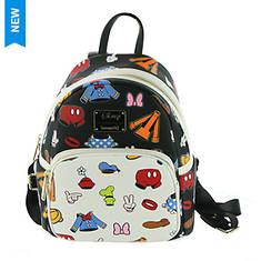 Loungefly Disney Clothing Mini Backpack