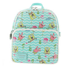 Loungefly Spongebob Jellyfish Mini Backpack