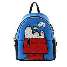 Loungefly Snoopy Doghouse Mini Backpack