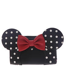 Loungefly Minnie Mouse Dot Wallet