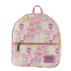 Loungefly Hello Kitty Convertible Backpack