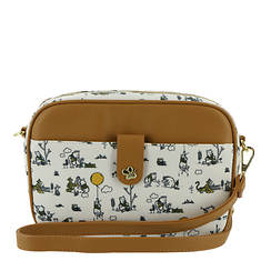 Loungefly Winnie the Pooh Drawing Crossbody Bag
