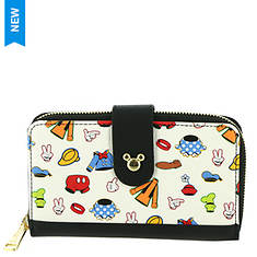 Loungefly Disney Clothing Wallet