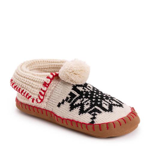 MUK LUKS Knit Moccasin (Women's)