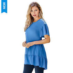 Tiered Knit Tunic