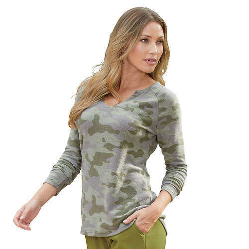 Super-Soft Pullover Top
