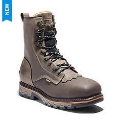 """Timberland Pro True Grit 8"""" Composite Toe WP Zip (Men's)"""