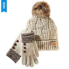 Britt's Knits Hat + Glove Set