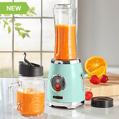 Elite Retro Personal Blender