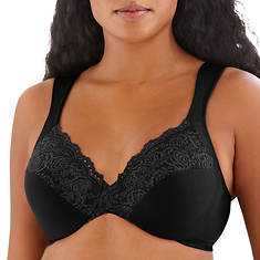 Wonderwire Back Close Bra