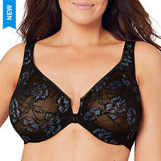 Wonderwire Front Close Bra with Stay Strap