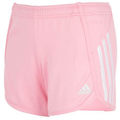 adidas Girls' Stripe Mesh 21 Short