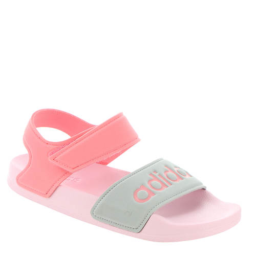 adidas Adilette Sandal K (Girls' Toddler-Youth)