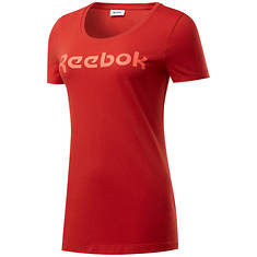 Reebok Women's TE Graphic Tee