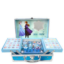 Lip Smackers Disney Frozen II Makeup Train Case