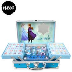 Lip Smackers Frozen II Makeup Train Case