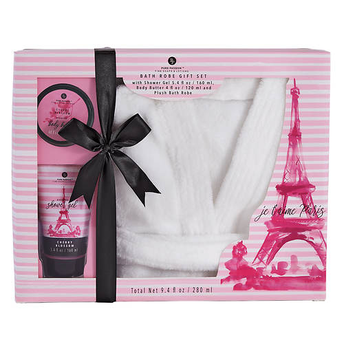 Luxury Robe Cherry Blossom Gift Set