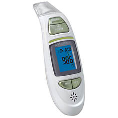 Veridian Healthcare Talking Ear and Forehead Thermometer