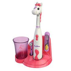 Brusheez Children's Electric Toothbrush Set