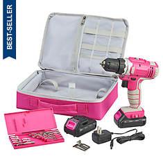 12V Cordless Drill/Driver Kit