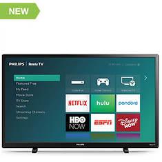 "Philips 32"" Roku Smart TV"