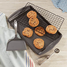 Wilton 4-pc. Cookie Sheet and Baking Tools