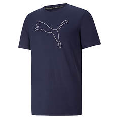 PUMA Men's Performance Cat Tee