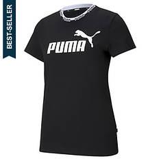PUMA Women's Amplified Graphic Tee