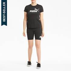 """PUMA Women's Ess 7"""" Tight Shorts"""