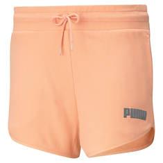 "PUMA Women's Modern Basics 3"" HW Shorts"