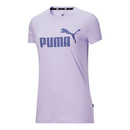 PUMA Women's Ess Logo Tee