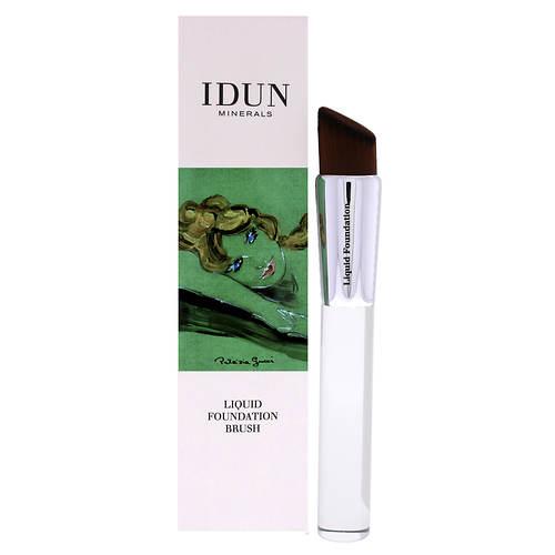 IDUN Minerals Liquid Foundation Brush - 004